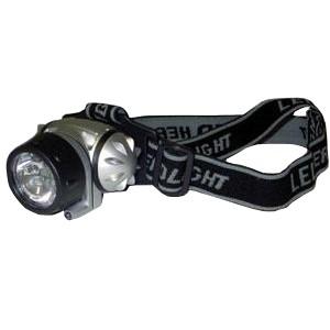 Linterna Frontal LED de bajo consumo