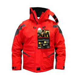 Veste Ocean XM Yachting Rouge TAILLE S