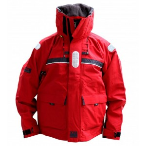 Veste XM Yachting offshore rouge sz. S